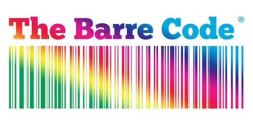 Barre Code Pride | Donation Class