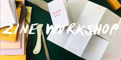 Zine Workshop tickets