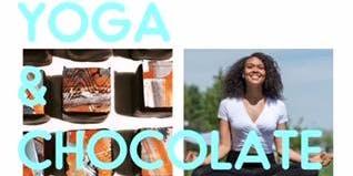Yoga and Chocolate Meditation