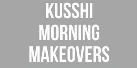 Kusshi Morning Makeovers with Lindsay Silberman tickets