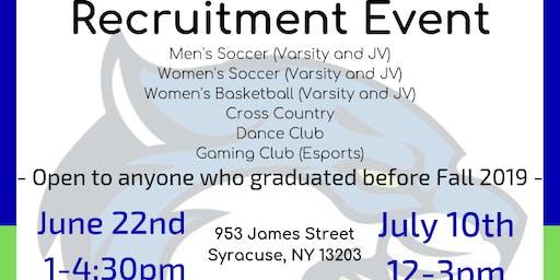 Bryant & Stratton College Athletic Recruitment