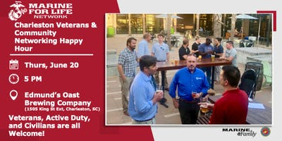 Charleston Veteran & Community Networking Happy Hour