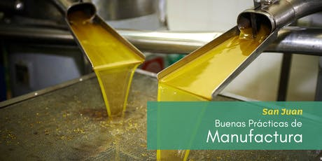 Buenas Prácticas de Manufactura (San Juan) tickets