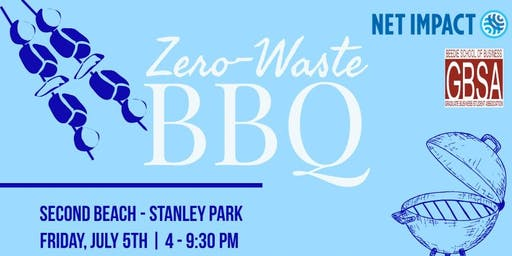 Zero Waste BBQ Presented by Net Impact and GBSA