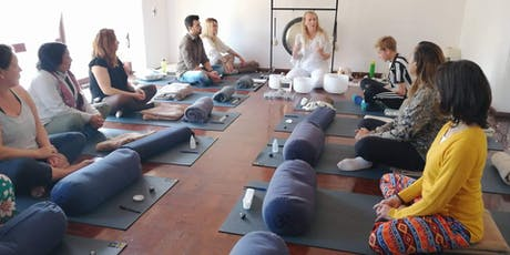 Estoril Portugal - Gong Bath Sound Healing bilhetes
