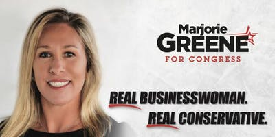Marjorie Greene for Congress Volunteer Meeting