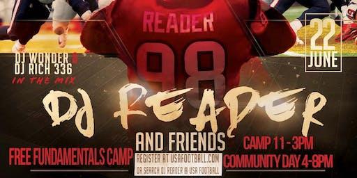 Dj Reader Community Day