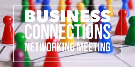 Business Connections Networking Meeting tickets