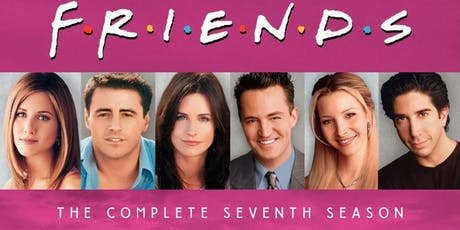 'Friends' Trivia at Rec Room (The One About Season Seven) tickets
