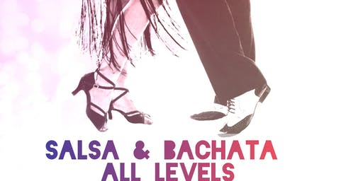 New Salsa & Bachata classes every Thursday
