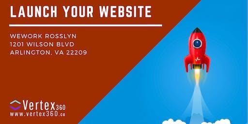Launch Your Website