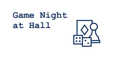 Game Night and Snack Potluck tickets