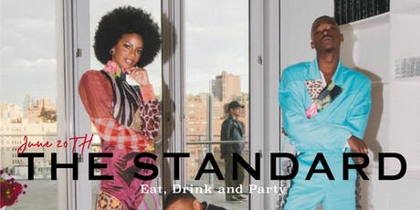 The Standard at the all new Members Only Lounge  tickets