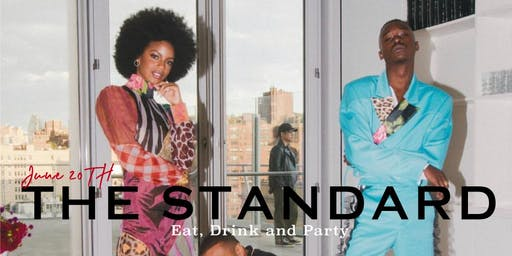The Standard at the all new Members Only Lounge