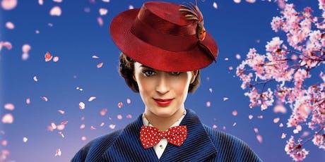 """Mary Poppins"" Inspired Tea tickets"