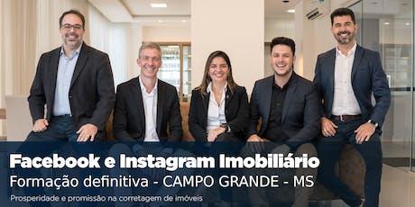 Facebook e Instagram Imobiliário DEFINITIVO - Campo Grande ingressos