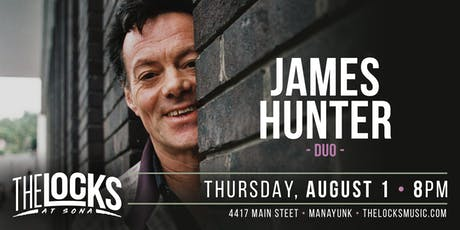 James Hunter (duo) tickets