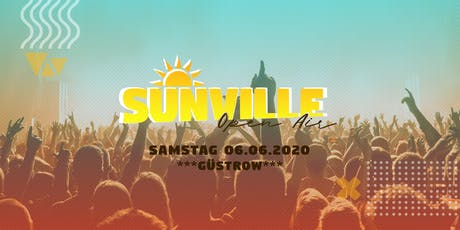 Sunville Open Air 2020 Tickets