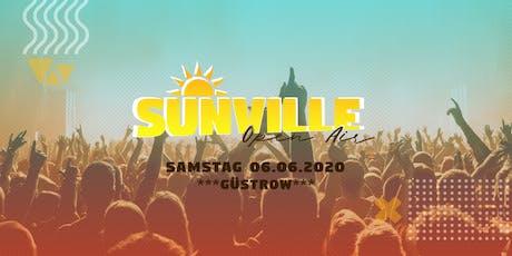 Sunville Open Air 2020 Tickets
