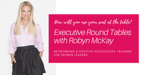 Executive Round Table for Women Leaders