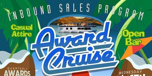 Inbound Sales Award Cruise - 2nd Quarter