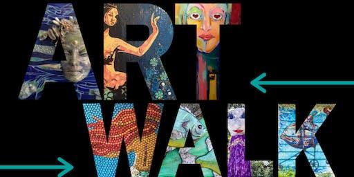 First Friday Artwalk Weekend: Mermaids