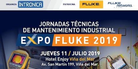Jornadas Técnicas - EXPO FLUKE Viña del Mar tickets