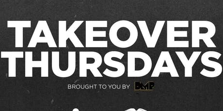 Takeover Thursdays @ Harlot - 07/11/19 tickets
