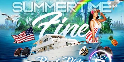 Summertime Fine Event