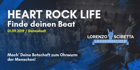 4. HEART ROCK LIFE - Finde deinen Beat Tickets