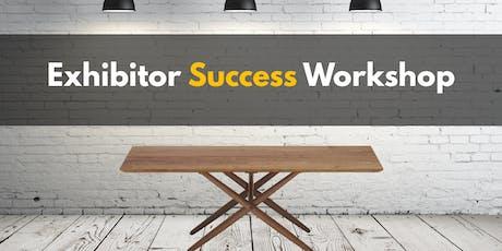 Exhibitor Success Workshop tickets