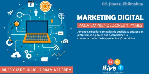 Marketing Digital para Emprendedores y Pymes