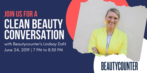 Clean Beauty Conversation
