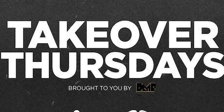 Takeover Thursdays @ Harlot - 07/25/19 tickets