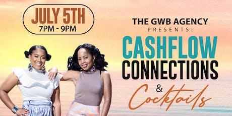 Cashflow, Connections & Cocktails  tickets