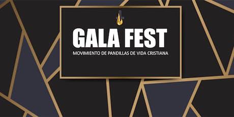 Gala Fest entradas