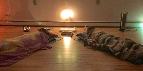 Raindrops & Reposes Small Group Guided Relaxation & Meditation