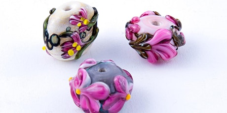Bead Making Survey II: Floral Beads   2020 tickets