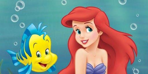 """Ariel"" Inspired Tea"