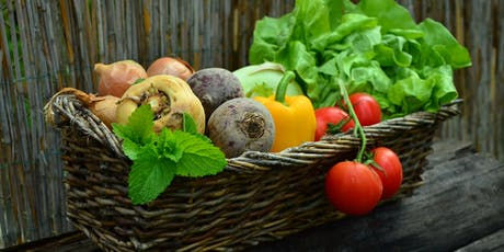 Plan Your Spring Vegetable Garden tickets