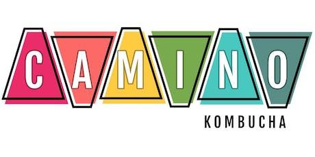 Camino Kombucha Tasting Event tickets