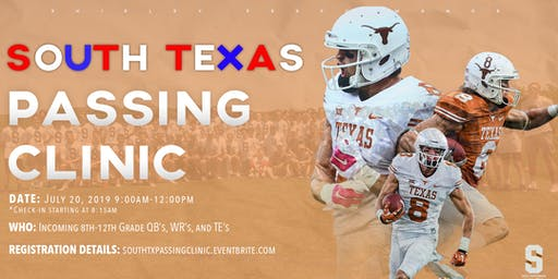 South Texas Passing Clinic