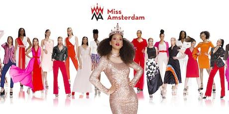 Miss Amsterdam Verkiezing 2019 tickets