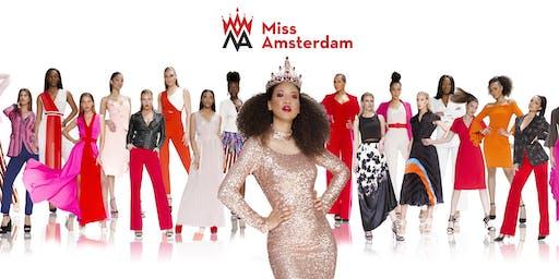 Miss Amsterdam Verkiezing 2019