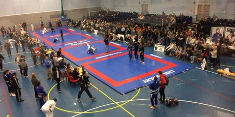 The Hereford BJJ Open tickets