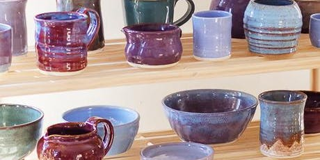 Handbuilding in Clay 6-week Artist Series tickets