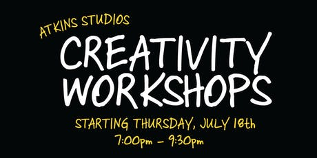 Creativity Workshop Series tickets