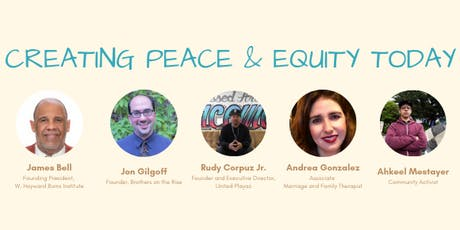 Creating Peace and Equity Today tickets