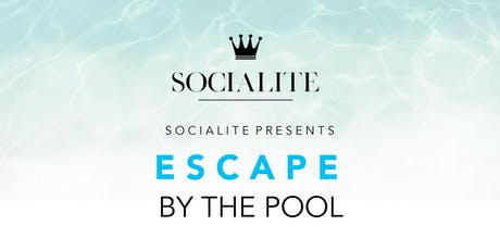 Escape By The Pool tickets