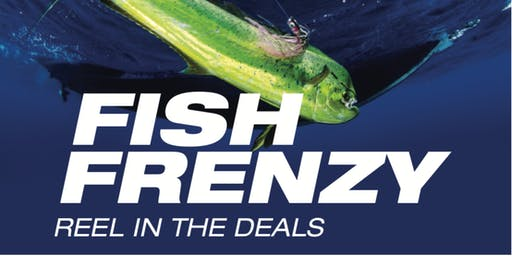 West Marine Mt Pleasant Presents Fishing Frenzy